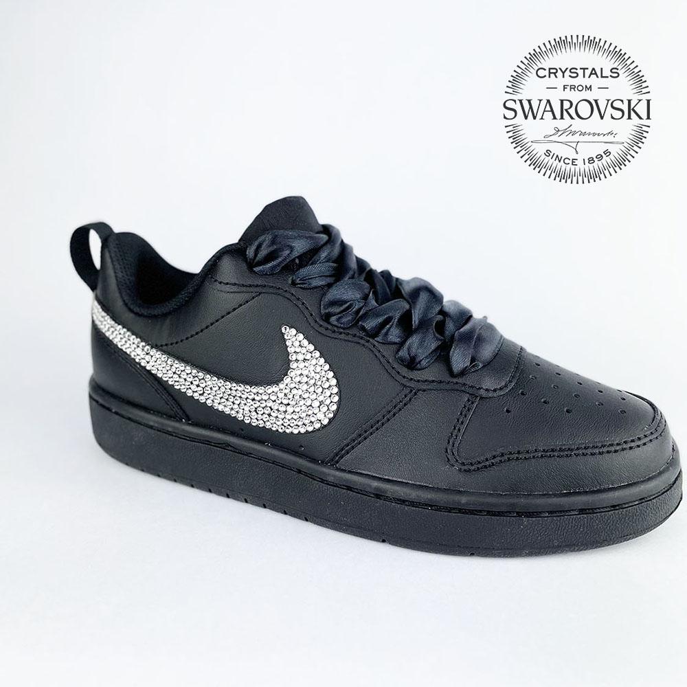 Nike court borough swarovski